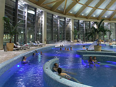 Indoor adventure pool - Budapešť, Maďarsko