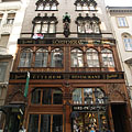 "The ""Sörforrás House"" (formerly Kralovánszky tenement house) - Budapešť, Maďarsko"