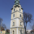 Baroque Fire Tower (or Firewatch Tower) - Szécsény, Macaristan