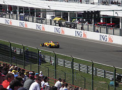 Formula Renault race (World Series by Renault, WSR) - Mogyoród, Ungaria
