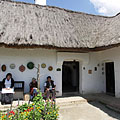 Dwelling house from Und - Szentendre, Ungaria