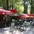 """Sziget"" Snack Bar and Brasserie - Budapeste, Hungria"