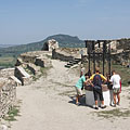 Well in the upper castle - Szigliget, Ungheria