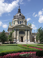 Széchenyi Bath and Spa, Czigler wing - Budapest, Hongrie
