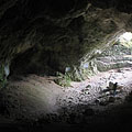 The 115-meter-long Szeleta Cave - Lillafüred, Hongrie