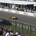 Formula Renault race (World Series by Renault, WSR) - Mogyoród, Ungarn