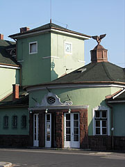 Railway station of Balatonalmádi - Balatonalmádi, هنغاريا