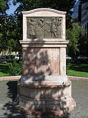 """Széchenyi"" memorial drinking fountain - بودابست, هنغاريا"