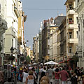 Pedestrian thoroughfare (pedestrian-only street) - بودابست, هنغاريا