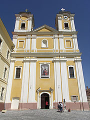 Our Lady of Hungary Roman Catholic Parish Church (also known as Pauline Church or Pilgrimage Church) - Márianosztra, هنغاريا