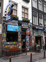 The Bulldog Coffeeshop - Amsterdam, Netherlands
