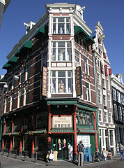 Chinese trading house - Amsterdam, Netherlands
