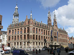 Magna Plaza Shopping Center - Amsterdam, Netherlands