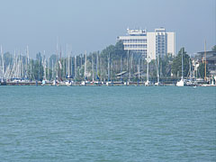Sailboat harbor - Balatonfüred, Hungary