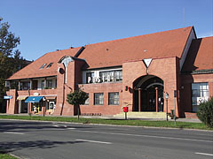 The building of the post office - Barcs, Hungary