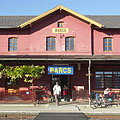 Barcs train station - Barcs, Hungary