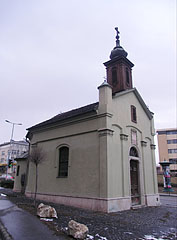 The Szépvölgyi Chapel, also known as Processional Chapel of the Szépvölgyi Road - Budapest, Hungary
