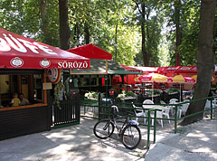 """Sziget"" Snack Bar and Brasserie - Budapest, Hungary"