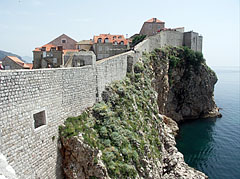 South-Western city wall - Dubrovnik, Croatia