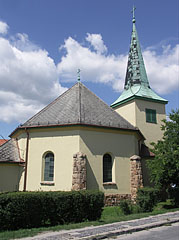 Lutheran (evangelical) Church of Gödöllő - Gödöllő, Hungary