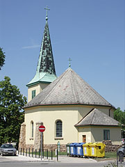 Lutheran (Evangelical) Church - Gödöllő, Hungary