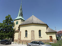 The Lutheran (Evangelical) Church of Gödöllő - Gödöllő, Hungary