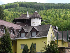The Hotel Club Elite at the foot of the mountains - Háromhuta, Hungary