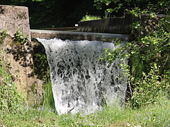 Artificial waterfall - Jósvafő, Hungary