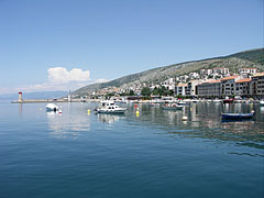 Harbor - Senj, Croatia