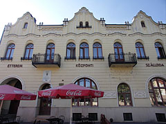 Central Hotel and Restaurant (currently Hotel Agora Siklós) - Siklós, Hungary