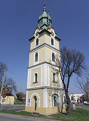 Baroque Fire Tower (or Firewatch Tower) - Szécsény, Hungary