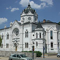 Szolnok Gallery in the magnificent moorish style former synagogue - Szolnok, Hungary