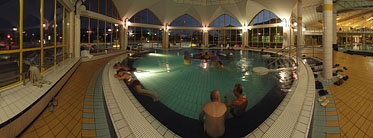 ××Thermal bath - Sárvár, هنغاريا