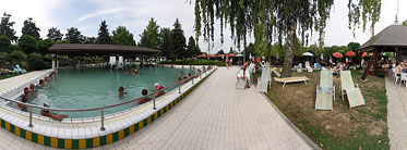 Thermal bath - Zalakaros, Hungary