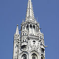 Matthias Church (Coronation Church of Our Lady, Mátyás-templom) - 布达佩斯, 匈牙利