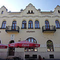 Central Hotel and Restaurant (currently Hotel Agora Siklós) - Siklós, Мађарска