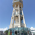 Water Tower Lookout - Siófok, Мађарска