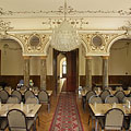 Ceremonial hall, now functions as a dining room - Tóalmás, Мађарска